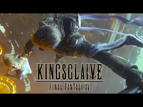 Kingsglaive: Final Fantasy XV - Save The Princess Exclusive Film Clip