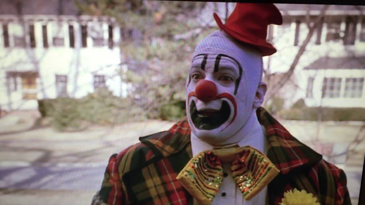 pooter the clown from uncle buck youtube