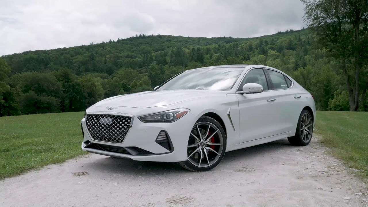 The Genesis G70 Is More Of A 3 Series Than A 3 Series