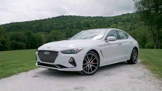 The Genesis G70 Is More of a 3-Series than a 3-Series