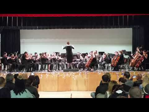 "Edna Brewer Middle School Orchestra - ""Lightning Storm""  2018"