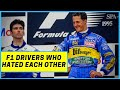 F1 Drivers Who Hated Each Other