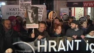 السجن مدى الحياة لمدبر عملية إغتيال هارنت دينك