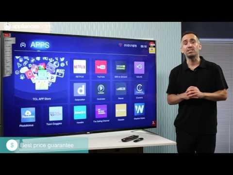 TCL 65C1US 65 Inch 163.8cm UHD LED Smart TV Overview - Appliances Online