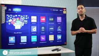 TCL 65C1US 65 Inch 163.8cm UHD LED Smart TV Overview - Appliances Online
