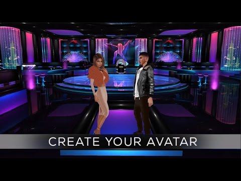 Imvu 3d Avatar Virtual World Social Game Apps On