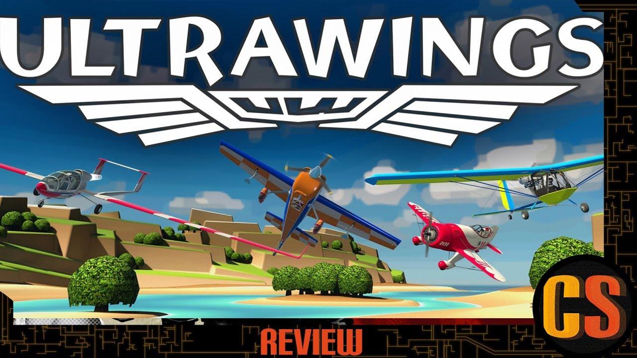 ULTRAWINGS FLAT - PS4 REVIEW