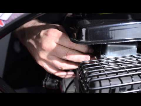 Spark Plug and Air Filter Maintenance Image