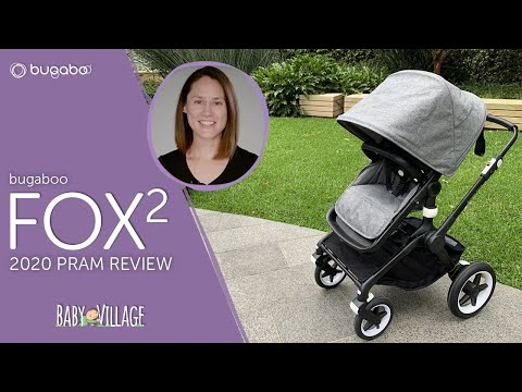 Bugaboo Fox 2 Pram   2020 Review