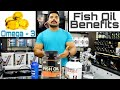 How much fish oil should you take a day? Benefits of Omega 3 Fish Oil Supplements