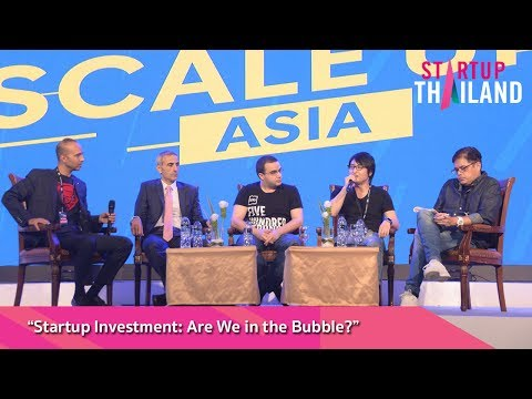"Panel session ""Startup Investment: Are We in the Bubble?"""