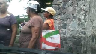 En Zacualpan, priístas y policía estatal emboscan a Bios Iguana y personal de Segob. 2/4