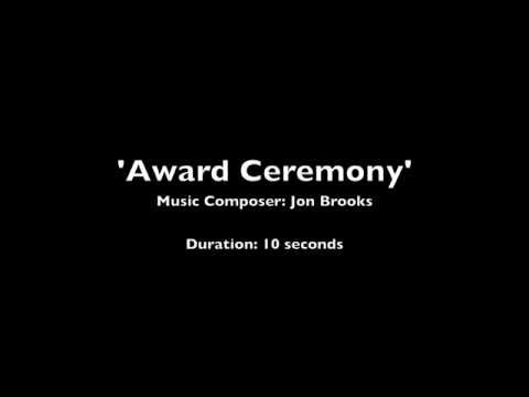 AWARD CEREMONY Instrumental Music