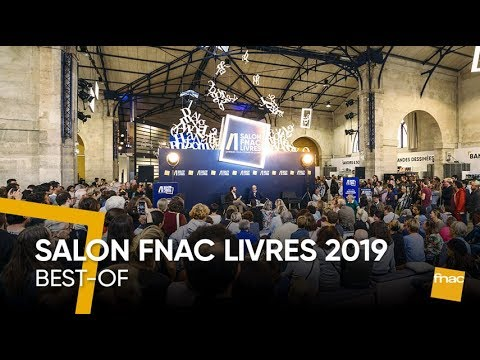 Salon Fnac Livres 2019 Le Best Of
