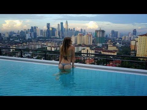 Kuala Lumpur Trip and Model Shooting