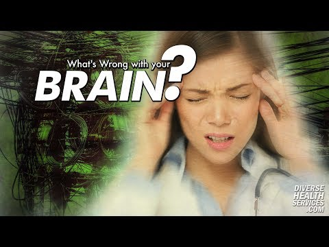 What's Wrong With Your Brain • Dr. R.E. Tent • December 2017