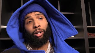 Odell Beckham Jr. on his injury and future after Browns beat Bengals