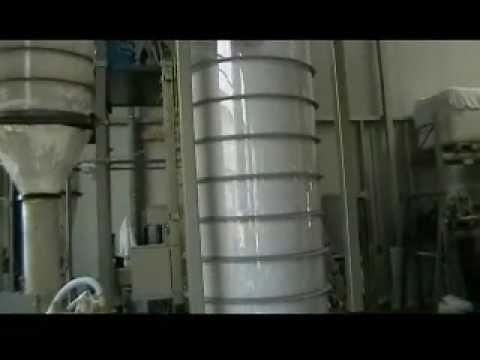 PRT GMBH cold flow fluid bed reactor