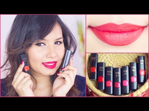 l'oreal-star-collection-lipsticks-swatches-&-review