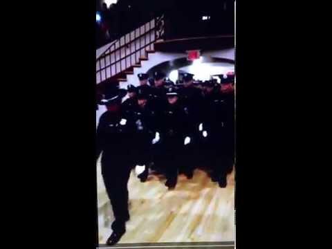 Plymouth Police Academy 58th R.O.C Graduation