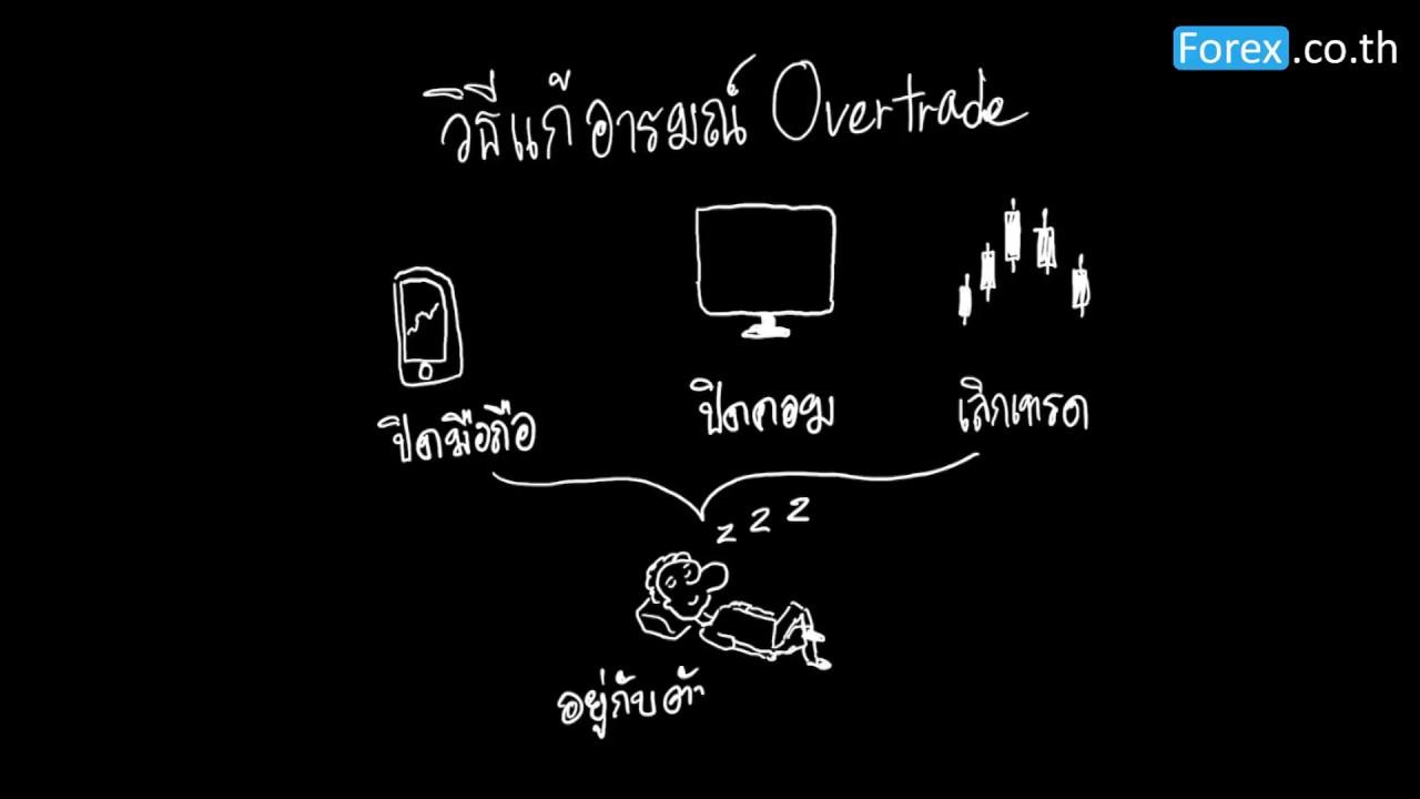 Overtrade คืออะไร? สาเหตุการเจ๊งของเทรดเดอร์ในตลาด Forex