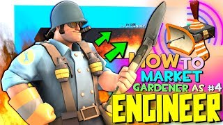 TF2: How to market gardener as engineer #4