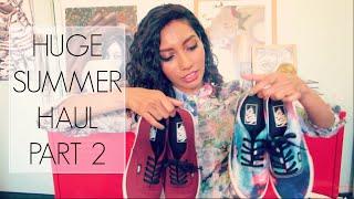 HUGE Summer Fashion Haul (Part 2): Shoes & Accessories Thumbnail