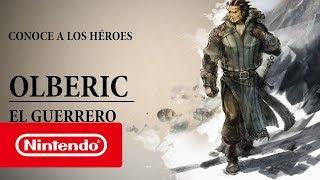 OCTOPATH TRAVELER - Olberic el guerrero(Nintendo Switch)