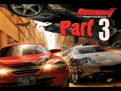 Burnout Revenge 100 Percent Playthrough Part 3 [HQ]