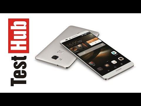 Huawei Ascend Mate 7 - Test - Review - Recenzja - Prezentacja PL