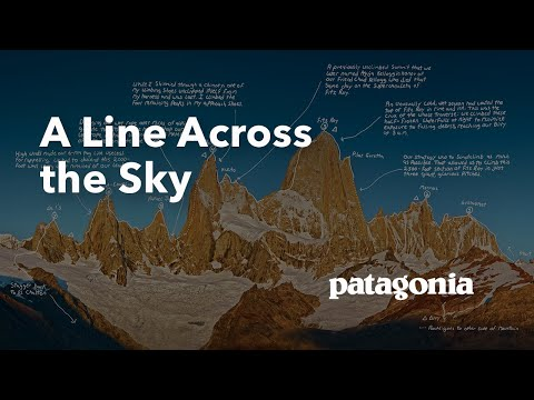 A Line Across The Sky – Tommy Caldwell and Alex Honnold go big in Patagonia
