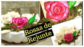 Rosas de Massa Rejunte