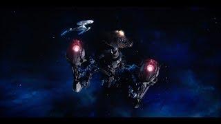 Star Trek Discovery - USS Discovery vs Klingon