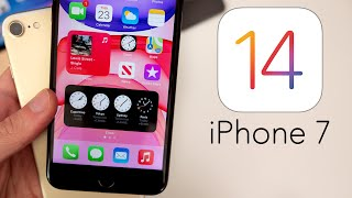 iOS 14 on iPhone 7 - This is Impressive!