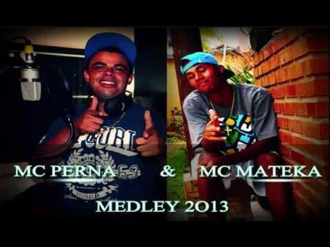 MC PERNA & MC MATEKA - MEDLEY!' 2O13