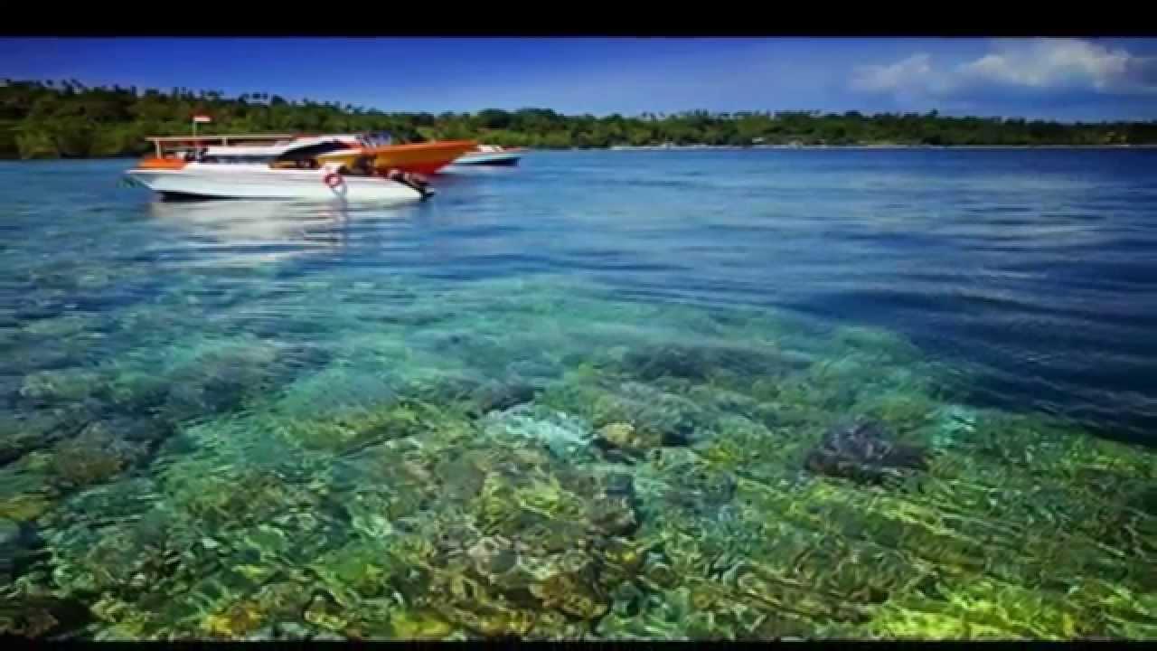 Taman Bunaken Taman Laut Eksotik Di Taman Nasional Bunaken Youtube