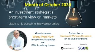 Market outlook on STI indices and Singapore stock - 05 Oct 20