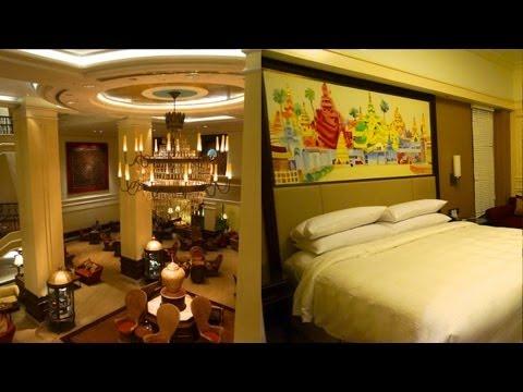 Shangri-La Traders Hotel Yangon Myanmar