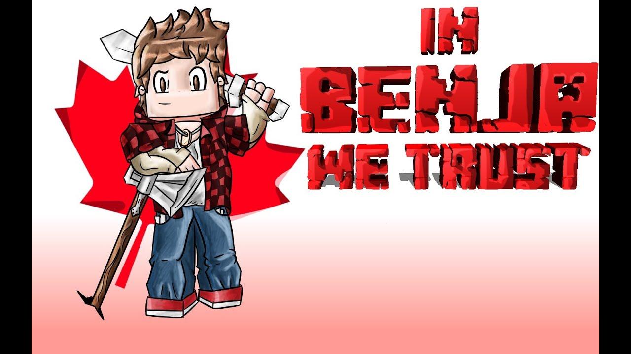 Minecraft Speedart Bajan Canadian