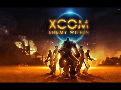 XCOM Enemy Within Игрофильм