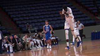 MBB vs Pensacola Christian Highlights