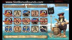 Pirate Millions - Scatter Bonus - 888 Casino