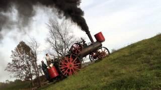 stary traktor ciągnik   tractor old parowiec