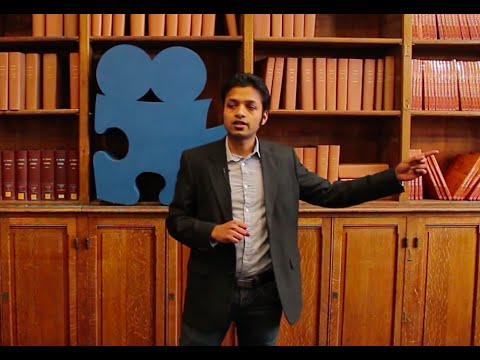 What's an entrepreneur's journey about? Abhinav AGARVAL - WikiStage ESCP Europe Studio