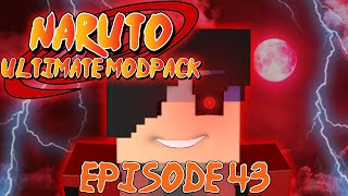 Naruto Ultimate Modpack Episode 43 (Minecraft Naruto Mod) || TIME FOR EXPLOSIONS!