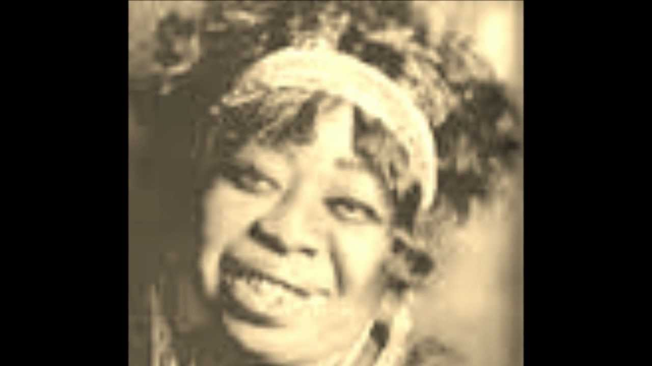 """Gertrude """"Ma"""" Rainey-See See Rider Blues - YouTube"""