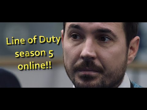 How Can I Watch Line Of Duty Season 5 Online?
