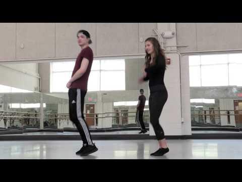 Irish Dance Meets Hip Hop