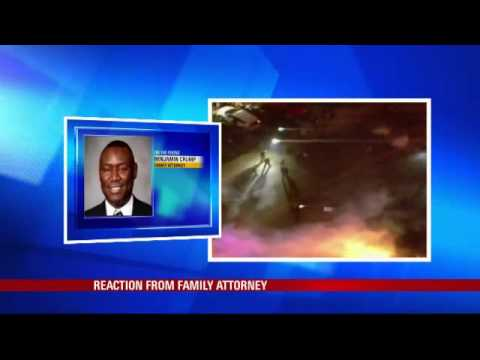 Interview with Benjamin Crump Day After Ferguson