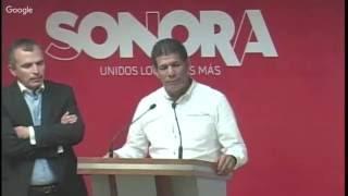 Rueda de Prensa - Presentación del evento San Carlazo